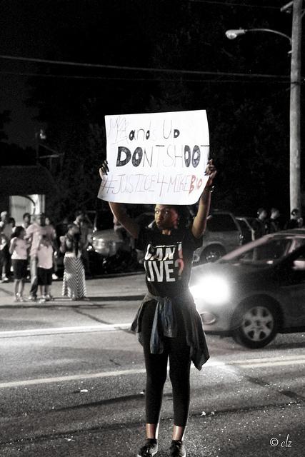 Repentance, Repentance, and Ferguson,MO